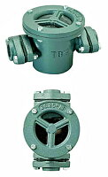 TB式砂取器(鋳鉄製)TB373650A東邦工業