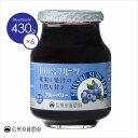 送料無料 【ケース販売】 ブルーベリー430g 1ケース(6個入り)低糖度 信州須藤農