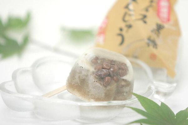 アイス饅頭・黒糖