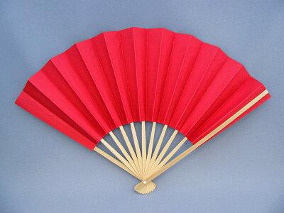 ※2本以上から※アウトレット両面赤扇子扇子お祭り運動会在庫限り1本あたり432円