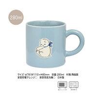 【corocoro(コロコロ)】ネコイヌマグカップ電子レンジ食洗機対応日本製陶器かわいい女性女子ギフト【SugarLandシュガーランド】