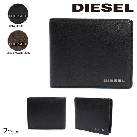 ディーゼル 財布 メンズ DIESEL 二つ折り HIRESH S X03925 PR271 [2/20 追加入荷]