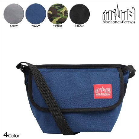 Manhattan Portage メッセンジャーバッグ マンハッタンポーテージ バッグ 1603 NYLON CASUAL MESSENGER BAG メンズ レディース [4/17 追加入荷]