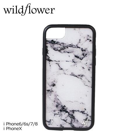wildflower ケース スマホ iPhone X 8 ワイルドフラワー iPhone ケース 7 6s 6 アイフォン レディース ハンドメイド [予約商品 4/28頃入荷予定 再入荷]【ネコポス可】