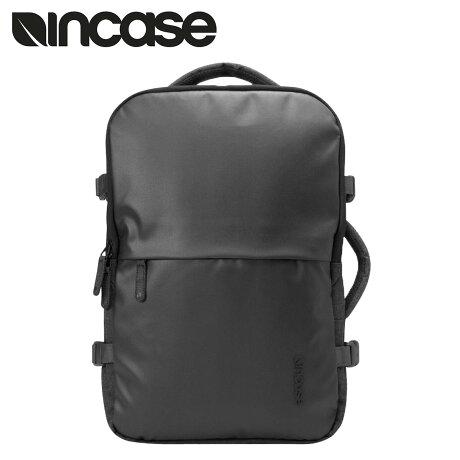 INCASE インケース バックパック リュック 25L EO TRAVEL BACKPACK CL90004 レディース メンズ ブラック [2/6 追加入荷]