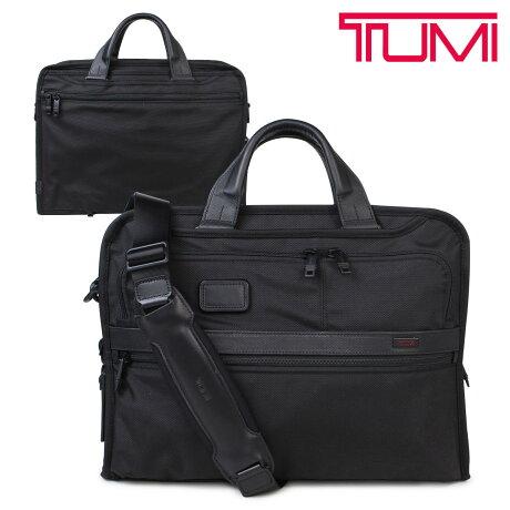 TUMI トゥミ ビジネス バッグ メンズ ALPHA2 ブリーフケース ORGANIZER PORTFOLIO BRIEF 026108D2 [5/28 再入荷]
