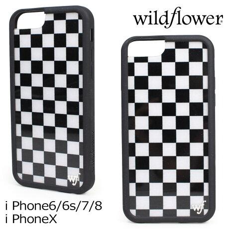 wildflower ケース スマホ iPhone X 8 ワイルドフラワー iPhone ケース 7 6s 6 アイフォン レディース ハンドメイド [予約商品 4/28頃入荷予定 追加入荷]【ネコポス可】