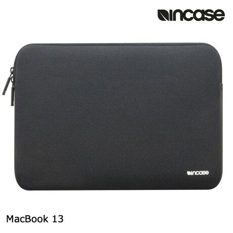 INCASE インケース バッグ パソコンバッグ PCケース 13インチ ARIAPRENE CLASSIC SLEEVE FOR MACBOOK 13 INMB10072 メンズ レディース ブラック [6/12 再入荷]