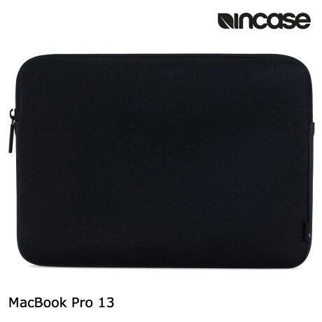 INCASE インケース バッグ パソコンバッグ PCケース 13インチ CLASSIC SLEEVE FOR MacBook Pro 13 INMB100255 メンズ レディース ブラック [6/12 再入荷]