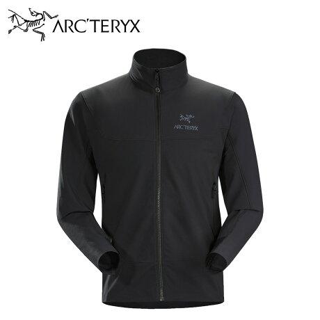 ARCTERYX アークテリクス ジャケット ガンマ メンズ GAMMA LT JACKET ブラック 黒 17308 [予約 2/4 追加入荷予定]