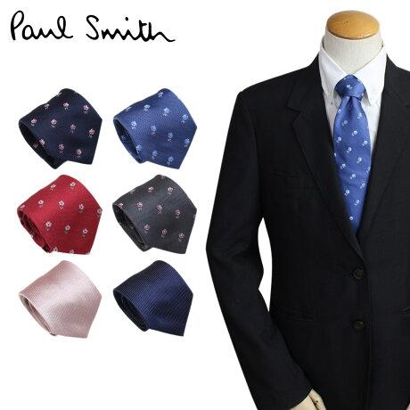 ポールスミス ネクタイ シルク メンズ Paul Smith ドット ギフト ケース付 イタリア製 ビジネス 結婚式 [予約商品 9/6頃入荷予定 追加入荷]