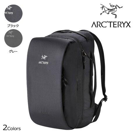 ARC'TERYX アークテリクス リュック バックパック ブレード28 28L 16178 BLADE BACKPACK メンズ ブラック グレー [6/12 再入荷]