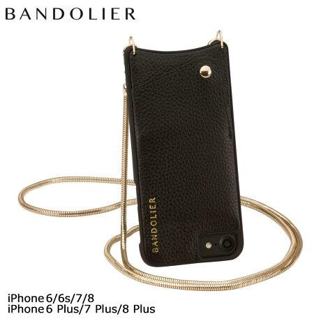 BANDOLIER バンドリヤー iPhone8 iPhone7 7Plus 6s ケース スマホ アイフォン プラス BELINDA レザー メンズ レディース [2/9 追加入荷]