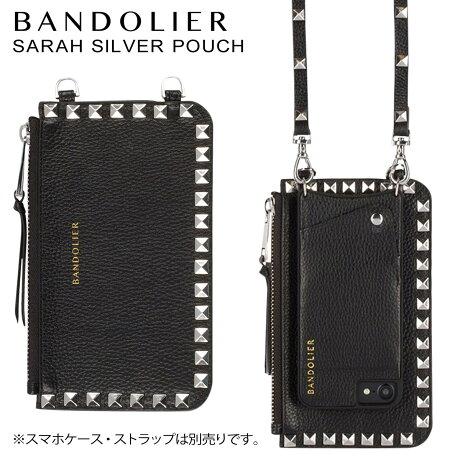 BANDOLIER バンドリヤー ポーチ SARAH POUCH レザー スタッズ メンズ レディース [2/9 追加入荷]