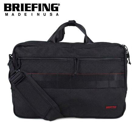 ブリーフィング BRIEFING バッグ 3way ブリーフケース リュック ビジネスバッグ メンズ M3 LINER ブラック BRF299219