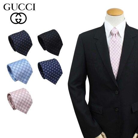 グッチ GUCCI ネクタイ イタリア製 シルク ビジネス 結婚式 TIE メンズ [2/6 追加入荷]