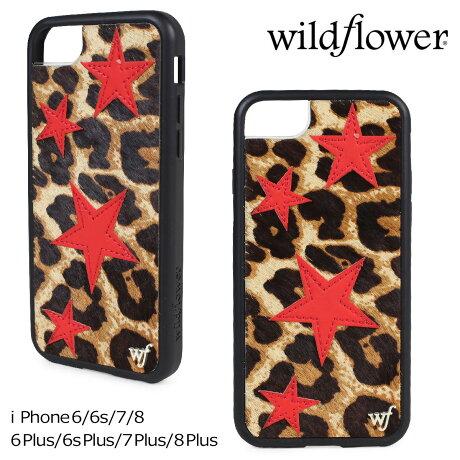 wildflower ケース スマホ iPhone8 ワイルドフラワー iPhone ケース 7 6 6sアイフォン レディース ハンドメイド [予約商品 4/28頃入荷予定 追加入荷]【ネコポス可】