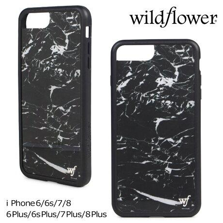 wildflower ケース スマホ iPhone8 Plus ワイルドフラワー iPhone ケース 7 6s 6 アイフォン レディース ハンドメイド [予約商品 4/28頃入荷予定 追加入荷]【ネコポス可】