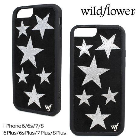 wildflower ケース スマホ iPhone8 ワイルドフラワー iPhone ケース 7 6 6sアイフォン レディース ハンドメイド [予約商品 4/28頃入荷予定 再入荷]【ネコポス可】