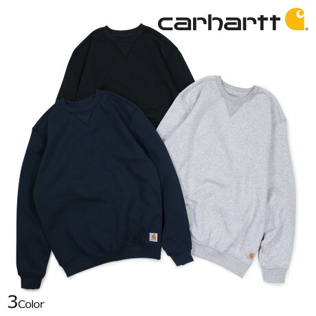 carhartt カーハート トレーナー メンズ スウェット MIDWEIGHT CREWNECK SWEATSHIRT K124 [3/9 新入荷]