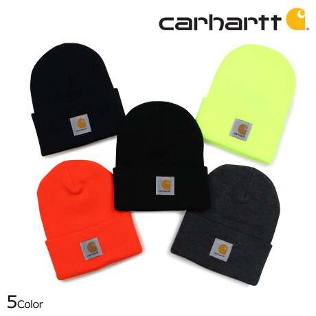 カーハート carhartt ニットキャップ ニット帽 メンズ レディース ACRYLIC WATCH HAT A18 [6/28 追加入荷]