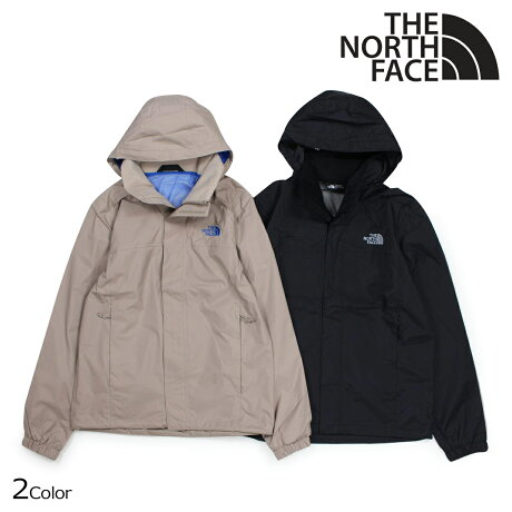 ノースフェイス THE NORTH FACE ジャケット マウンテンパーカー メンズ MENS RESOLVE 2 JACKET ブラック ベージュ NF0A2VD5 [3/7 新入荷]