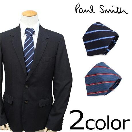 ポールスミス ネクタイ シルク メンズ Paul Smith イタリア製 ビジネス 結婚式 ギフト [2/16 新入荷]