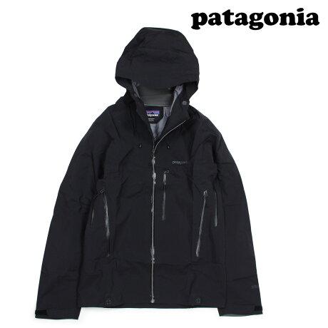 パタゴニア patagonia ジャケット メンズ ゴアテックス MENS PLUMA JACKET ブラック 83755 [2/22 新入荷]