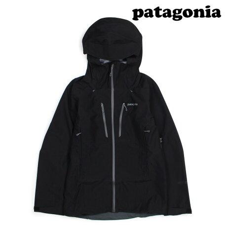 パタゴニア patagonia ジャケット メンズ ゴアテックス MENS TRIOLET JACKET ブラック 83401 [2/22 新入荷]