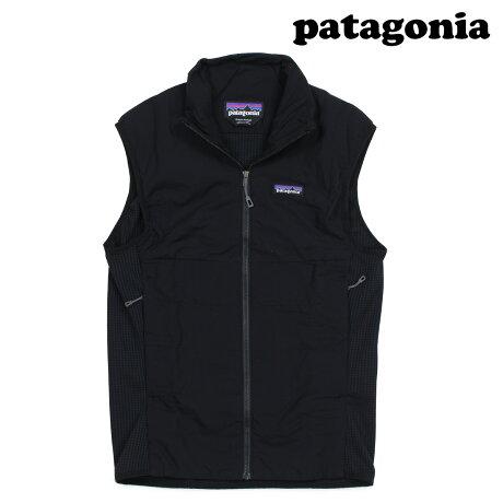 パタゴニア patagonia ダウンベスト メンズ MENS NANO-AIR LIGHT HYBRID VEST ブラック 84355 [2/22 新入荷]