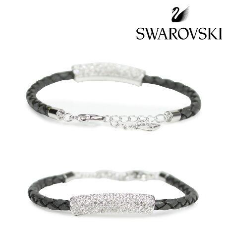 SWAROVSKI スワロフスキー ブレスレット レディース STONE グレー 5083363 M [3/19 新入荷]