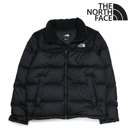 THE NORTH FACE ノースフェイス ジャケット ダウンジャケット メンズ MENS NUPTSE DOWN JACKET ブラック NF0A33QC [3/23 新入荷]
