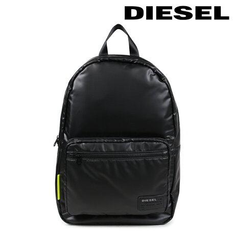 ディーゼル バッグ メンズ レディース DIESEL リュック バックパック DISCOVER-UZ F-DISCOVER BACK X04812 P1157 T8013 ブラック [6/12 追加入荷]