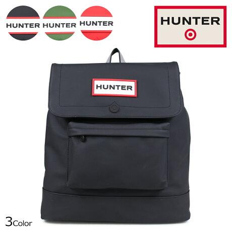 ハンター HUNTER リュック バックパック レディース メンズ ターゲット TARGET LARGE BACKPACK ブラック グリーン 53053 [5/16 新入荷]