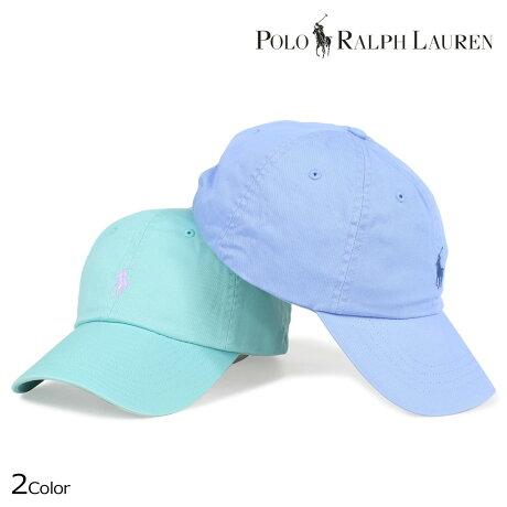 POLO RALPH LAUREN 帽子 メンズ レディース キャップ ポロ ラルフローレン ブルー グリーン MAPOHGS0J410077 [5/11 新入荷]
