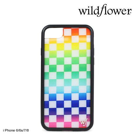 wildflower ケース スマホ iPhone8 ワイルドフラワー iPhone ケース 7 6s 6 アイフォン レディース ハンドメイド マルチ [5/14 新入荷] 【ネコポス可】