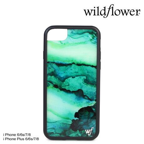 ワイルドフラワー ケース スマホ iPhone8 Plus wildflower iPhoneケース 7 6 6s アイフォン レディース ハンドメイド