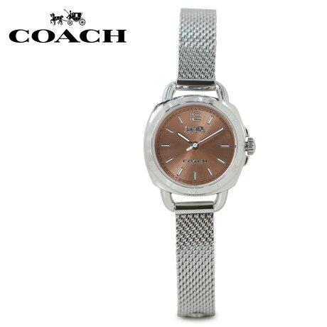 COACH コーチ 腕時計 レディース シルバー 14502631 [5/22 新入荷]