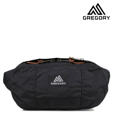 GREGORY グレゴリー ボディバッグ ウエストバッグ 4L ハードテイル HARDTAIL ブラック メンズ レディース 65247 [5/22 新入荷]