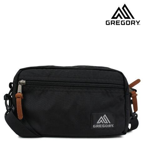 グレゴリー GREGORY ショルダーバッグ ポーチ 2.5L パデッド PADDED SHOULDER POUCH M ブラック メンズ レディース 65380 [5/22 新入荷]