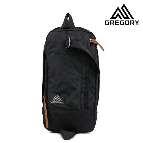 グレゴリー GREGORY ボディバッグ 5L スウィッチスリング SWITCHSLING ブラック メンズ レディース 65586 [5/22 新入荷]