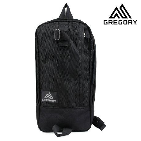グレゴリー GREGORY ボディバッグ 5L スウィッチスリング SWITCHSLING ブラック メンズ レディース 65587 [5/22 新入荷]