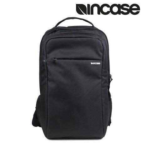 INCASE インケース リュック バックパック CL55532 ICON BACKPACK NYLON メンズ ブラック [5/15 追加入荷]
