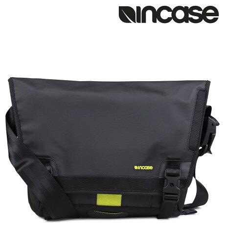 INCASE インケース メッセンジャーバッグ CL55538 ブラック RANGE MESSENGER -NEW CMF メンズ [5/15 再入荷]