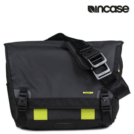 INCASE インケース バック メッセンジャー ショルダーバッグ CL55539 RANGE MESSENGER BAG FOR 15MacBook Pro メンズ ブラック [5/15 再入荷]