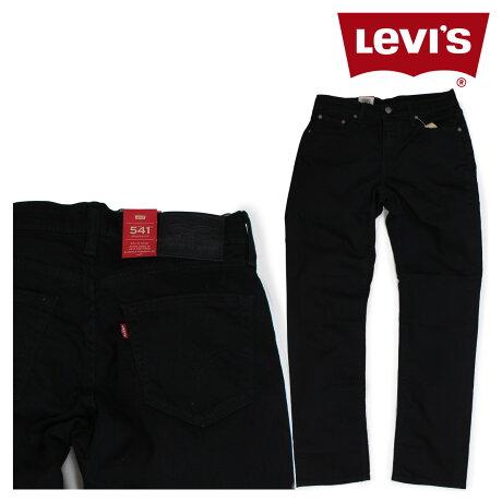 LEVI'S 541 リーバイス ストレート メンズ デニム パンツ ATHLETIC STRAIGHT NIGHT SHINE ブラック 18181-0147 [5/17 新入荷]