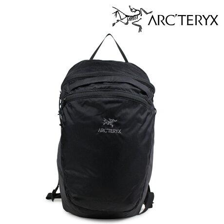 アークテリクス ARC'TERYX リュック バックパック バッグ INDEX 15 BACKPACK 18283 15L メンズ ブラック [7/3 追加入荷]