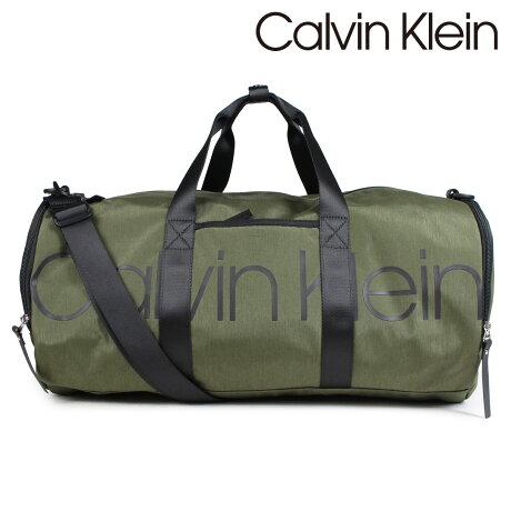 カルバンクライン Calvin Klein バッグ メンズ レディース ダッフルバッグ BYRON TRV LGT DUFFLE カーキ [7/13 新入荷]