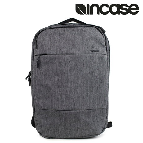 INCASE インケース リュック バックパック 23L 15インチ CITY COMMUTER PACK メンズ レディース ヘザーブラック INCO100146 [6/15 新入荷]