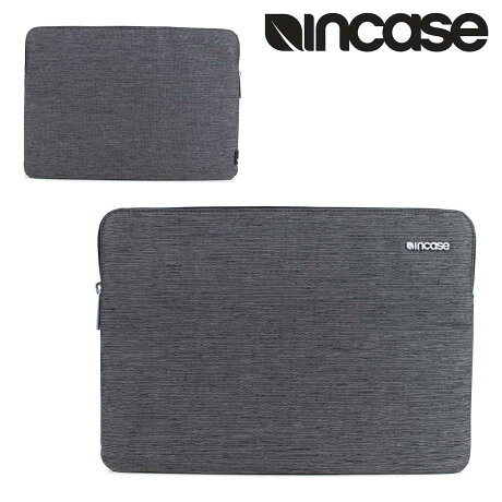 INCASE インケース バッグ パソコンバッグ PCケース 13インチ SLIM SLEEVE FOR MACBOOK PRO 13 & RETINA メンズ レディース ブラック CL60684 [6/15 新入荷]
